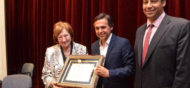 La Organización Argentina de Mujeres Empresarias es Institución Benemérita