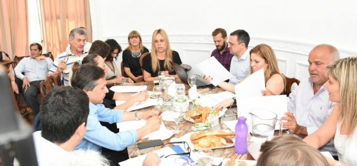 Asegurado defendió el presupuesto 2018 en el Concejo