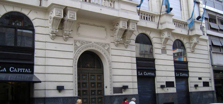 """Declararán Institución Distinguida a """"La Capital"""""""
