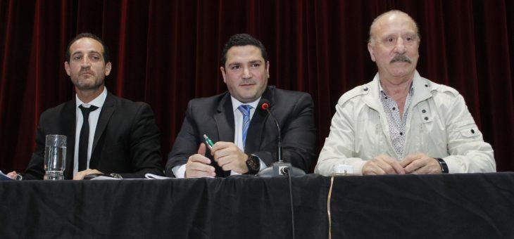 Alejandro Rosselló es el nuevo presidente del Concejo