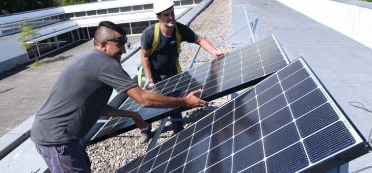Beneplácito de Poy por ley de energías renovables