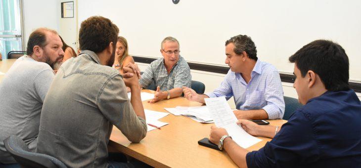 La comisión de Ecología realizó su primer encuentro