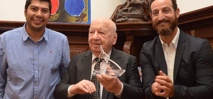 El empresario Israel Berestan es Ciudadano Distinguido