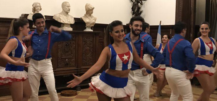 """La Asociación Cultural Cubana en """"Colectividades al Concejo"""""""