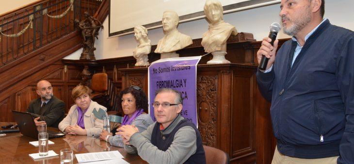 En el Concejo se habló sobre fibromialgia