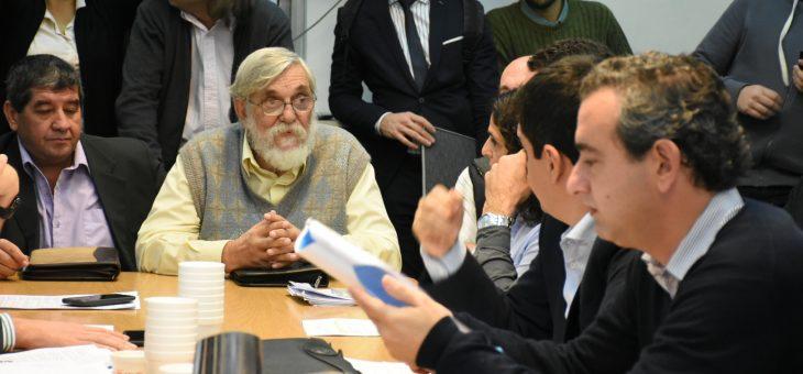 """Juan Alcaráz: """"La situación ya no es alarmante, es desesperante""""."""