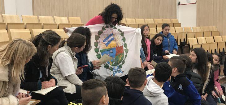 """La Escuela Nº1.194 participó de """"Concejal por un Día"""""""
