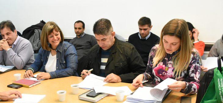 La comisión de Obras Públicas dio despacho a requerimientos escolares