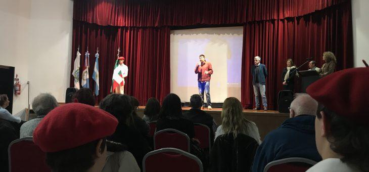 """El Centro Vasco """"Zazpirak Bat"""" en """"Colectividades al Concejo"""