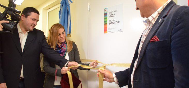 El Concejo inauguró su Espacio Amigo de la Lactancia Materna