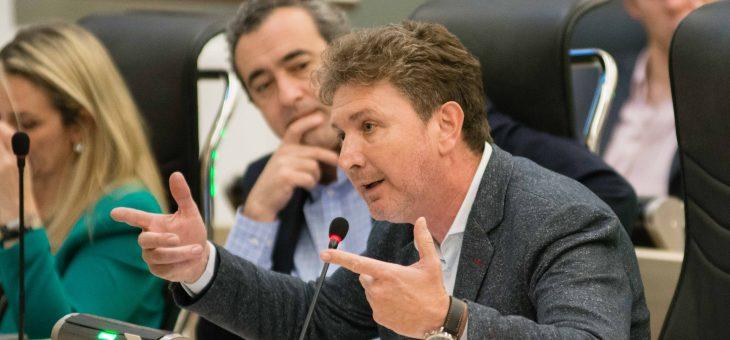 Fondo Sojero: para Ghirardi se privará a Rosario de 250 millones en obras