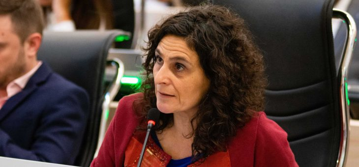 Norma López : «El segundo semestre del 2019 es la luz en el túnel»