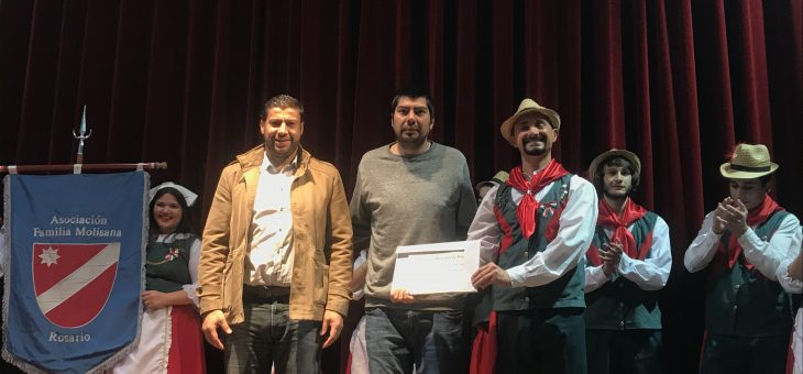 """Las Familias Molisana y Abruzzesa en """"Colectividades al Concejo"""""""