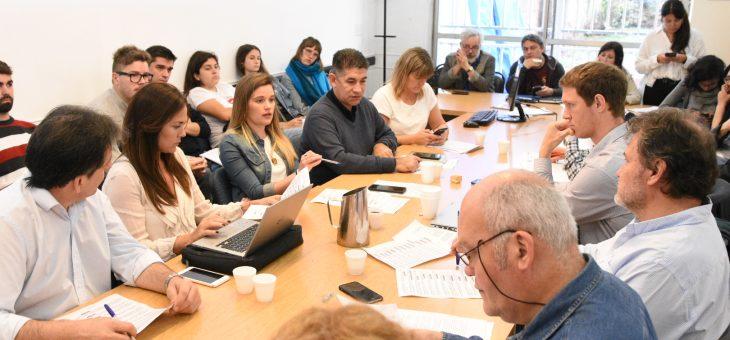 El Concejo coordinará gestiones conla Mesa Regional de Barrios Populares