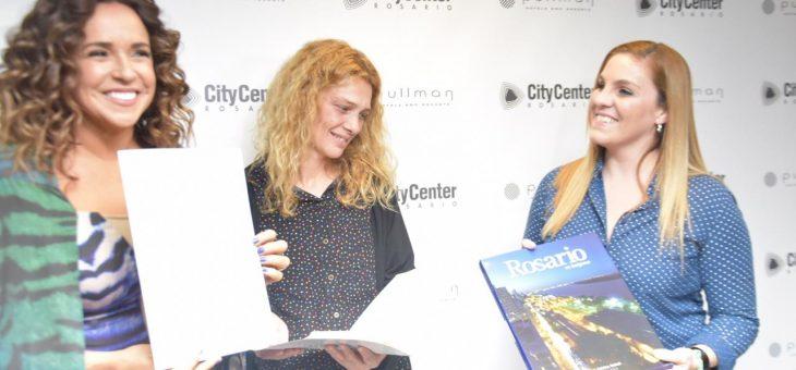 Daniela Mercury fue declarada Visitante Distinguida
