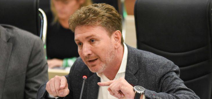 """Ghirardi: """"El PRO ha hecho de la mentira una herramienta sistemática de la política"""""""