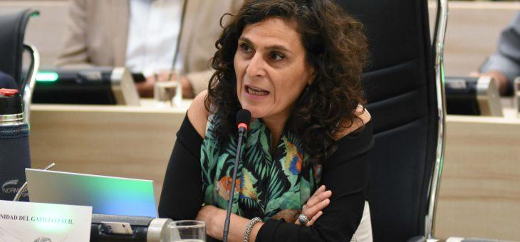 """Norma López: """"35 años de Democracia, que no nos roben la esperanza"""""""