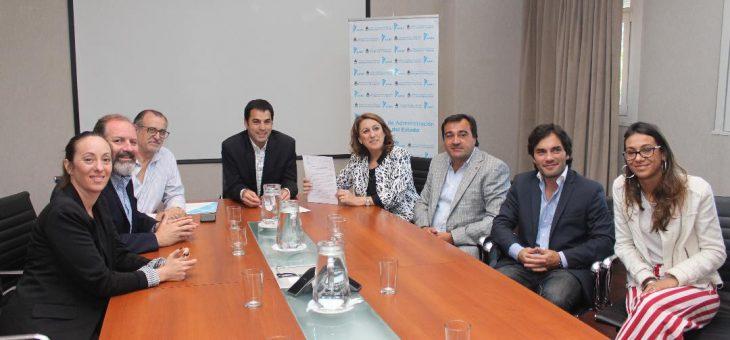 Firmaron convenio Nación y Municipalidad sobre el barrio Cotar