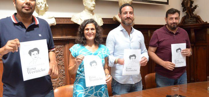 """El Concejo Municipal lanzó el concurso literario """"Rosa Wernicke"""""""