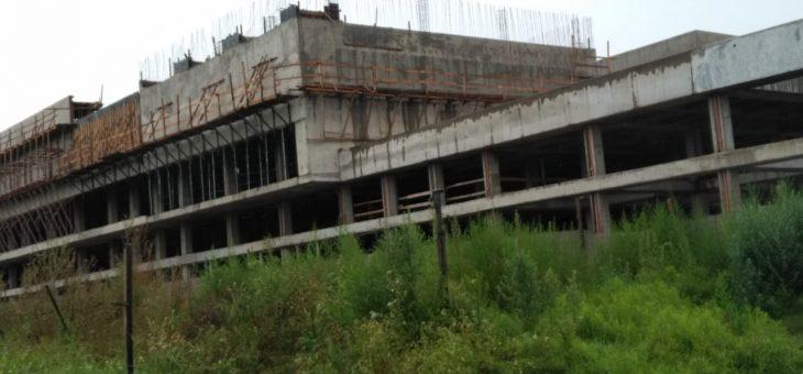 Requieren informes sobre estado de las obras del Hospital Regional Rosario
