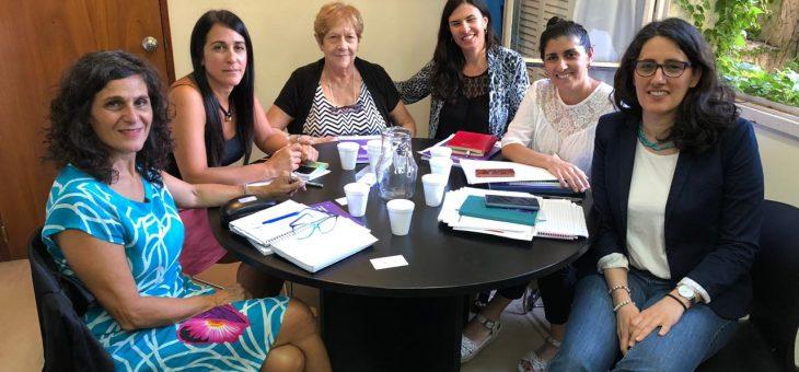 Se reunió la concejala López con la Unidad Fiscal de Violencia contra las Mujeres