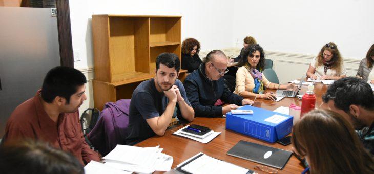 Comisiones de Cultura y de Producción