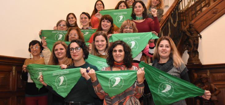 Avalan concejales el proyecto de Ley de Interrupción Voluntaria del Embarazo