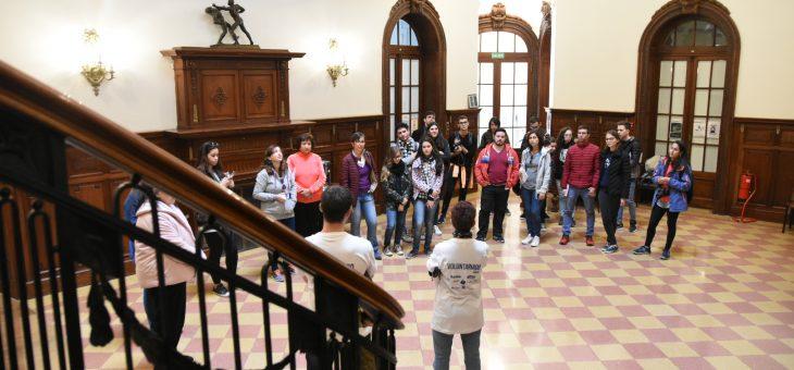 El Palacio Vasallo abrió sus puertas para mostrar historia y arquitectura