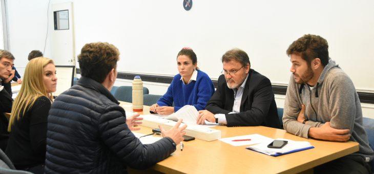 Vecinos de España y Ameghino en Planeamiento