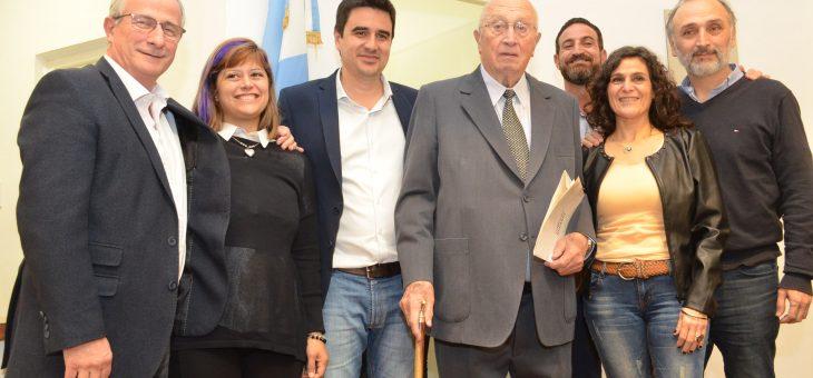 Roberto Rosúa es Ciudadano Distinguido