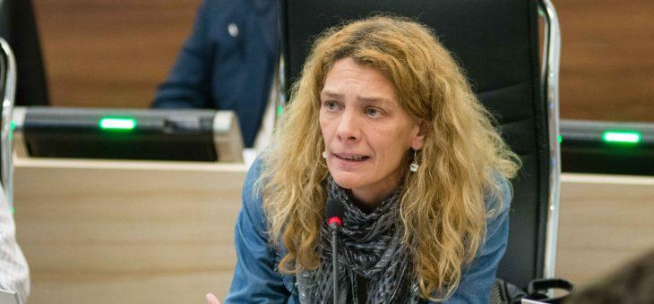 Celeste Lepratti opina sobre responsabilidad política en los hechos del 2001