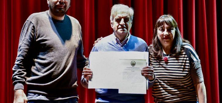 """La Asociación Eslovena """"Triglav"""" en """"Colectividades al Concejo"""""""