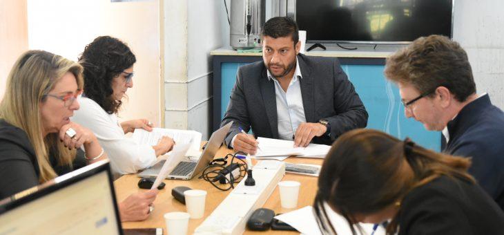 La reunión de la comisión de Gobierno