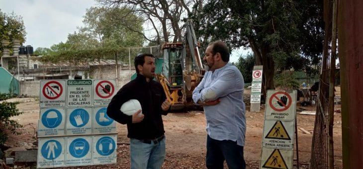 Destacan inicio de obras en el Parque Habitacional Tiro Federal