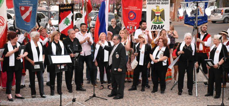 Festival de Colectividades al Concejo 2019