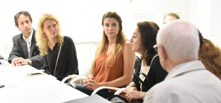 Reunión de Derechos Humanos