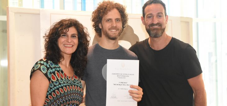 """""""Memoria del Polvo"""", ganó el premio de novela social Rosa Wernicke"""