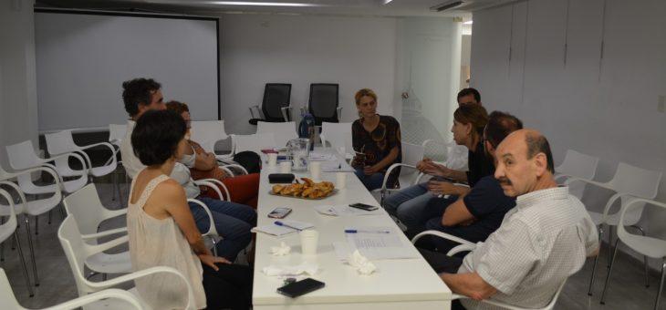 Se reunió la Comisión Especial de Estudio y Seguimiento de las Problemáticas del Agua