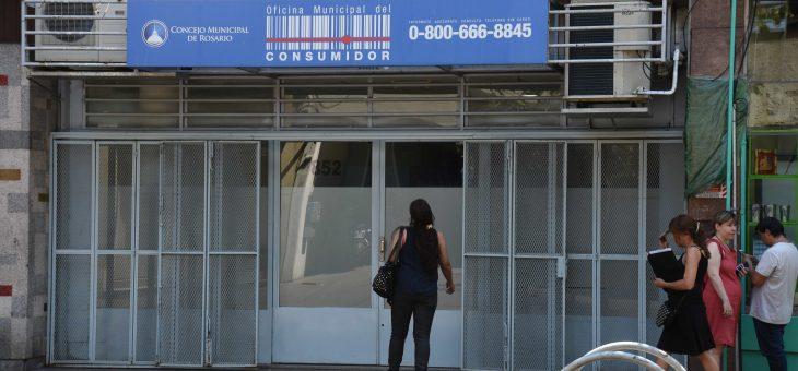 La Oficina Municipal del Consumidor de Rosario recibe consultas a través de sus canales digitales.