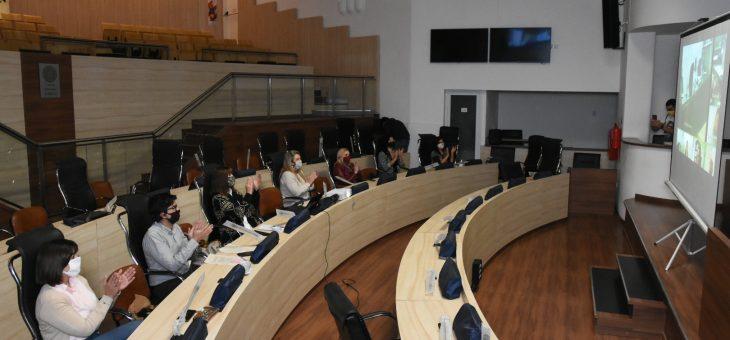 Ediles siguieron la lectura del veredicto en las causas  Feced III y IV
