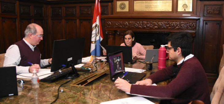 La optimización de espacios urbanos fue debatida en la comisión de Presupuesto
