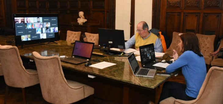 La comisión de Presupuesto dio despacho a obras en barrios de Rosario