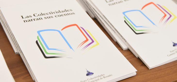 El Concejo Municipal presentó el libro de cuentos de las Colectividades