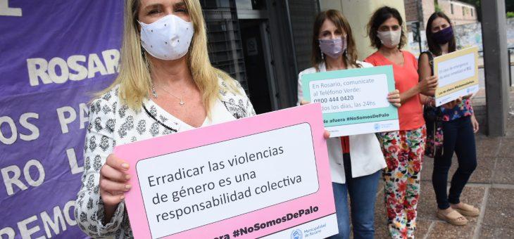 """El Concejo Municipal presentó """"Lxs de afuera no somos de palo"""""""