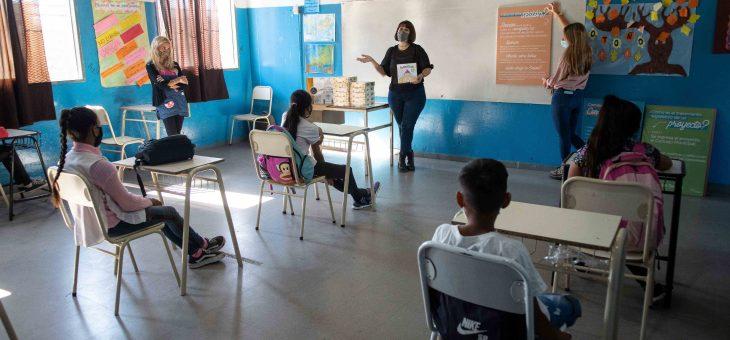 Escuela Taigoye Nº1344