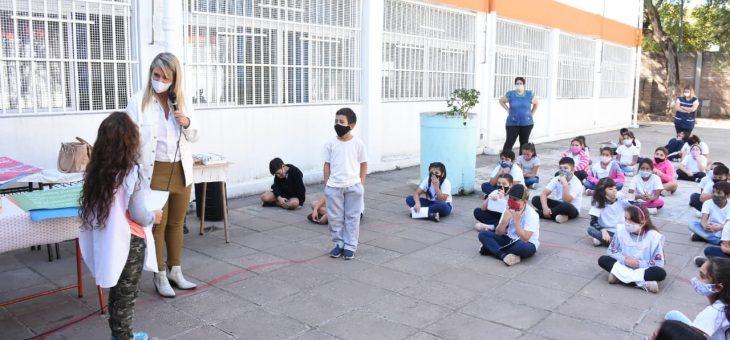 Escuela Fray Luis Beltrán