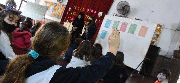 Escuela Nº55 Domingo Faustino Sarmiento