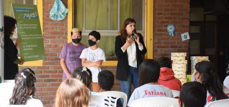 Escuela Atahualpa Yupanqui