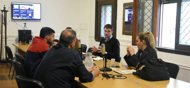La reunión de la comisión de Seguridad